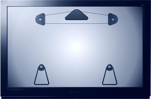 Włoska firma OMB prezentuje specjalne uchwyty dla TV LED Samsung